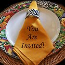 You Are Invited! by heatherfriedman