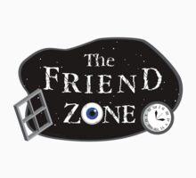 The Friend Zone by dinoneill