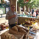 The Breadman of Ilminster by kalaryder
