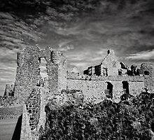 Dunluce Castle by Michelle McMahon