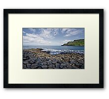 Looking Out.. Framed Print