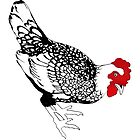 Chook by Compassionate Tees