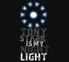 Tony Stark Is My Night Light by Lindsey Qualls