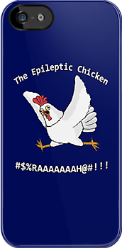 The Epileptic Chicken by daveb72