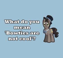 MLP: What do you mean 'Bowties are not cool'? Kids Clothes
