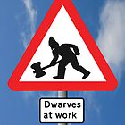 Dwarves at Work by Vince Fitter