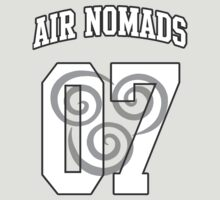 Air Nomads Jersey #07 by iamthevale