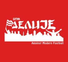 AMF Red Star Belgrade by confusion
