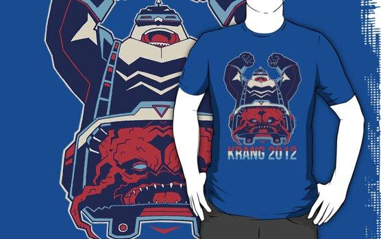 Krang - 2012 by GroundXero