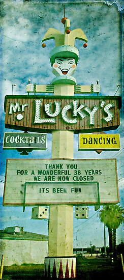 Mr. Lucky's 2 by Jeff Clark