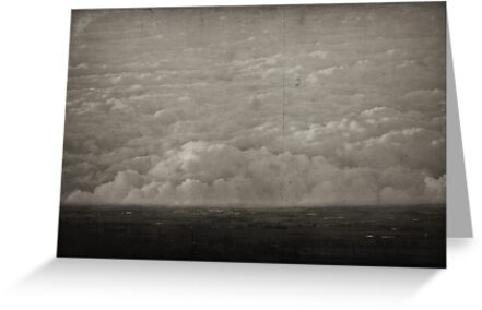 Where Sky Meets Heaven by Denise Abé