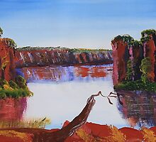 Katherine Gorge by kreativekate