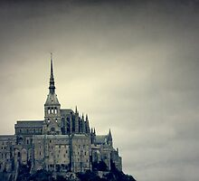 Le mont Saint-Michel by MickP