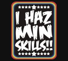 Roller Derby - I HAZ MIN SKILLS!! by jonniexile