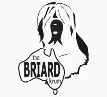 Australian Briard Forum Logo by BriardRescue