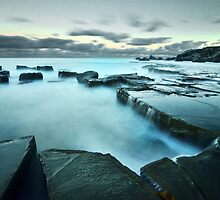 Dark Skies - Forresters Beach by Jacob Jackson