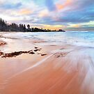 Sunset - Toowoon Bay by Jacob Jackson