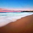 Sunset - Shelly Beach by Jacob Jackson