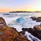 Afternoon Light - Avoca Beach by Jacob Jackson