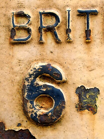 BRIT 6 by Jay Taylor