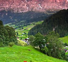 Switzerland by Dora Artemiadi