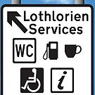 Lothlorian Services by Vince Fitter