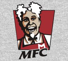 MFC Mugato's Fried Chicken by Bradley John Holland