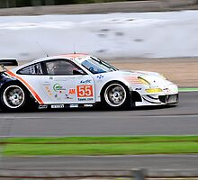 JWA-Avila Porsche No 55 by Willie Jackson