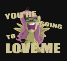 Fluttershy - You're going to love me by Astaen