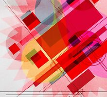 geometrical abstract II by pintoluis