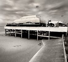 Pier at Burnham by Victoria  Eastwood