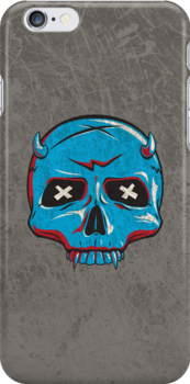 Demon Skull by Cow41087