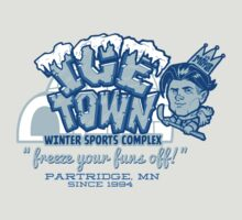 Ice Town by Tom Kurzanski