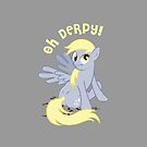 Oh Derpy! by Cow41087