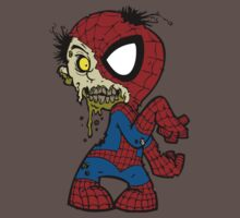 Super Zombie Spiderman by jpappas