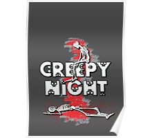 Creepy Night :D Poster