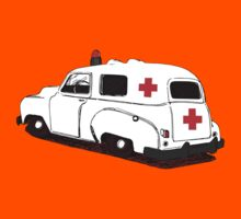 Chevrolet Ambulance by Daniel Gallegos