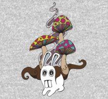Follow The White Rabbit by Octavio Velazquez
