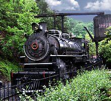 Dollywood Express Baldwin Steamer by ╰⊰✿ℒᵒᶹᵉ Bonita✿⊱╮ Lalonde✿⊱╮