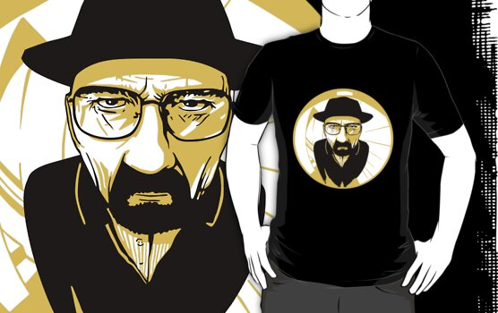 Breaking Bad Walt by natrule