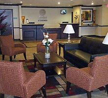 Comfort Inn and Suites hotel Seaworld  by jhonstruass