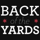 Back of the Yards Neighborhood Tee (Dark) by Chicago Tee