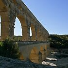 Pont Du Gard 2 by Jim Hellier