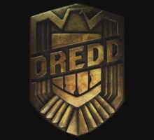 Dredd Badge by thetruereaven