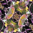 Geometric Texture by DFLC Prints