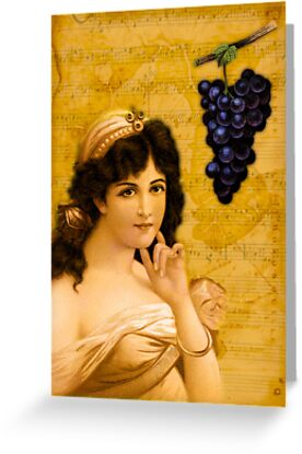 Beulah, Peel Me a Grape by Sarah Vernon