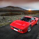 Ferrari 288 GTO by Stefan Bau