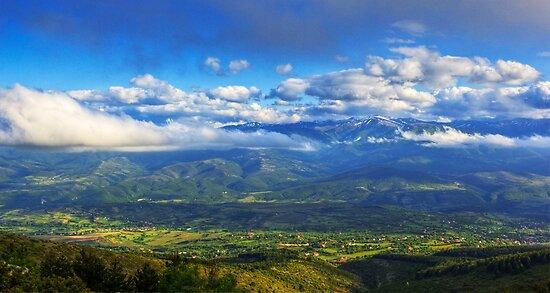Among Clouds by Gorazd Milosevski