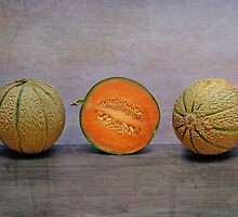 Melons by Simone Riley