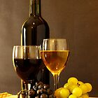 Wines and Grapes by photoshot44